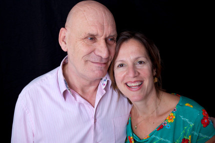 Peter Spelbos & Conny Heuvelman
