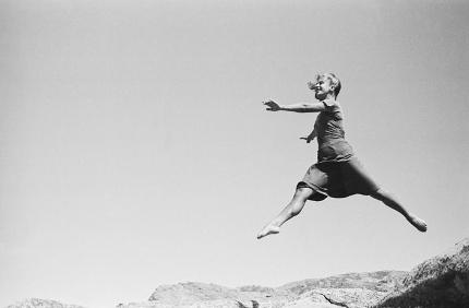 ellen auerbach, luchtwandeling, 1946