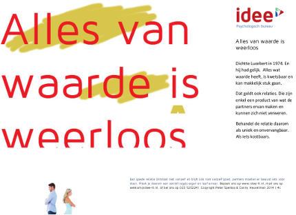Relatiemail Voor Relaties Van Idee Haarlem